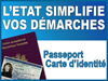 simplification passeport carte identite