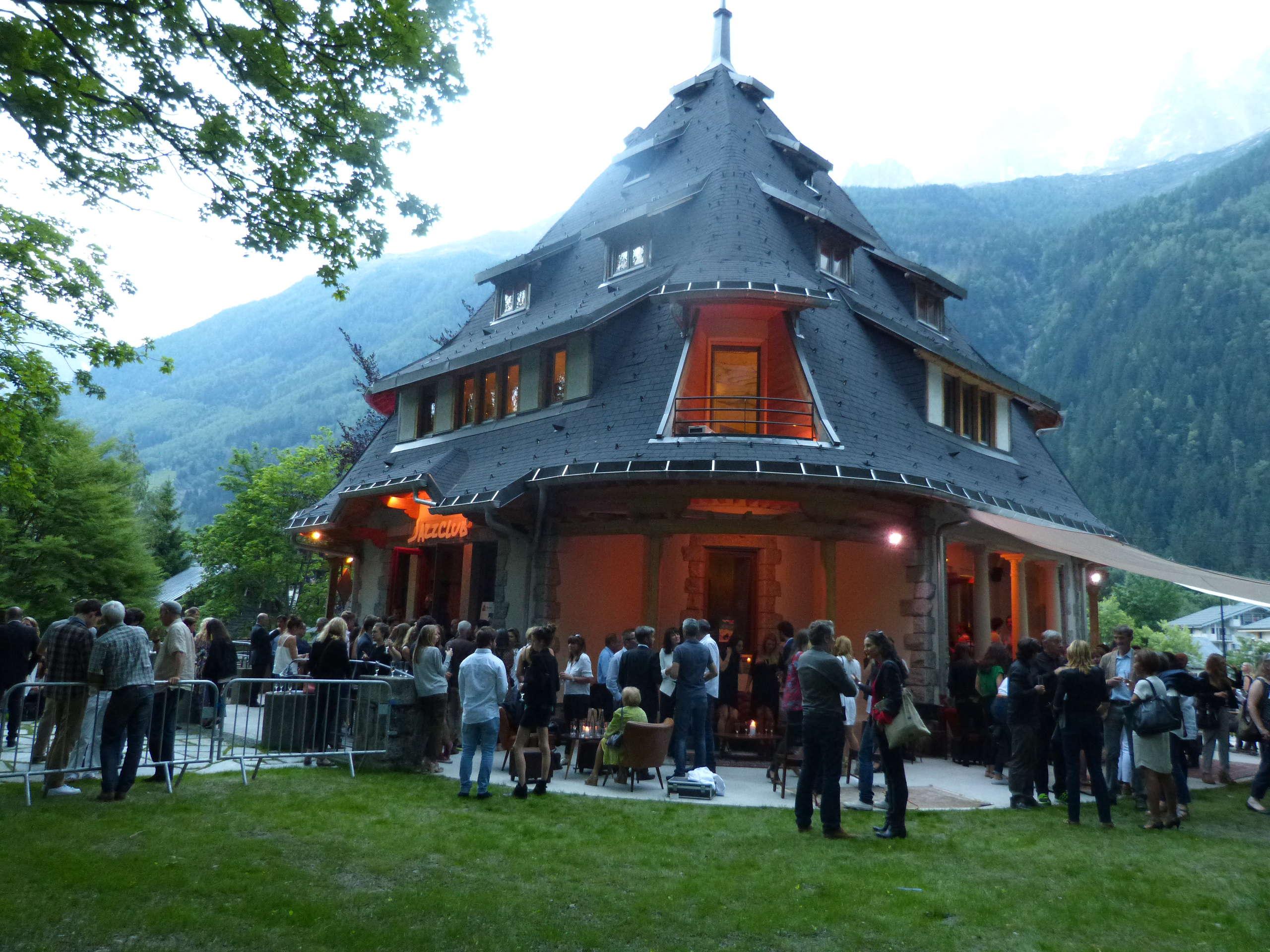 Inauguration De La Maison Des Artistes
